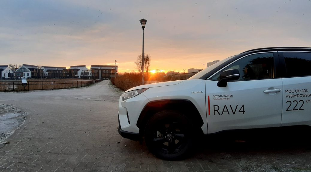 Toyota RAV4 - wschód